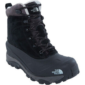 The North Face Chilkat III Saappaat Miehet, black/dark gull grey